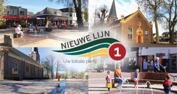 Vierluik Centrum Vaassen - Nieuwe Lijn